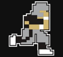 Nintendo Tecmo Bowl Oakland Raiders Howie Long by jackandcharlie