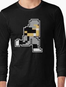 Nintendo Tecmo Bowl Oakland Raiders Howie Long Long Sleeve T-Shirt