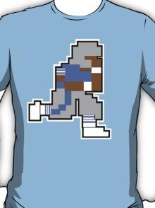 Nintendo Tecmo Bowl Detroit Lions Barry Sanders T-Shirt