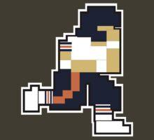 Nintendo Tecmo Bowl Chicago Bears A by jackandcharlie