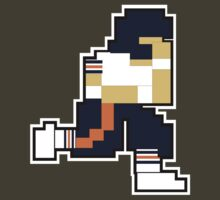 Nintendo Tecmo Bowl Chicago Bears A by jackandcharlie