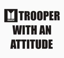 Trooper With an Attitude by RoosterSpacecab