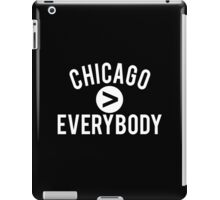 Chicago > Everybody iPad Case/Skin