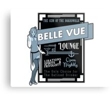 The Belle Vue - A Great Place To Get A Drink Metal Print