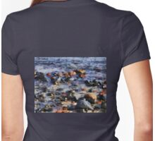 Saltwater Mosaic Womens Fitted T-Shirt