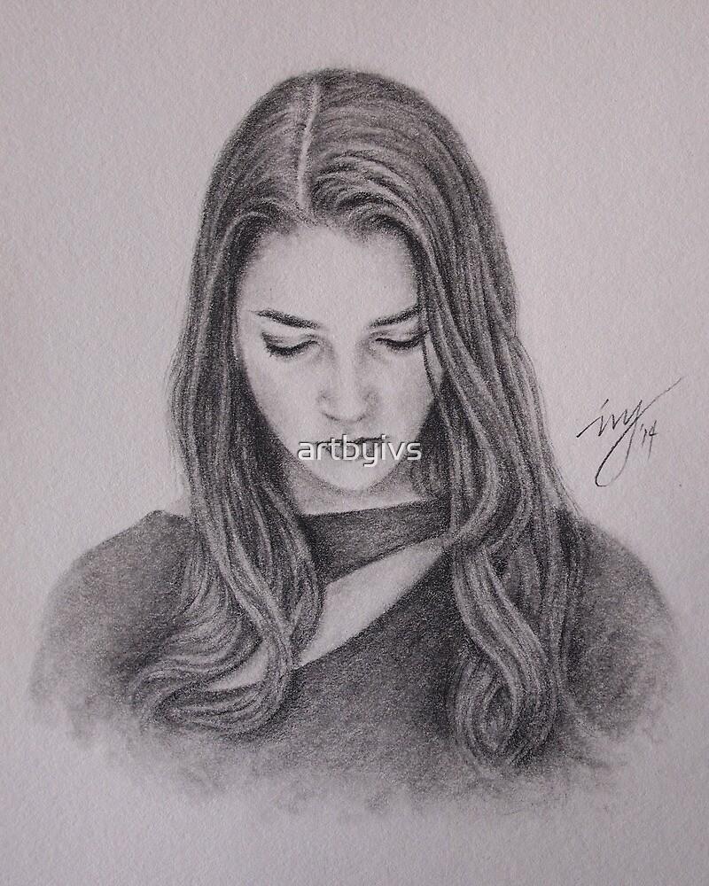 Aly by artbyivs