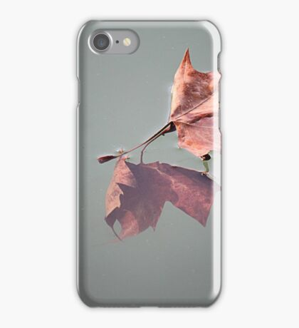 Above and below. iPhone Case/Skin