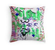 Hello officer, are you hear about the Noise, the Suicides, or the Drugs? Throw Pillow