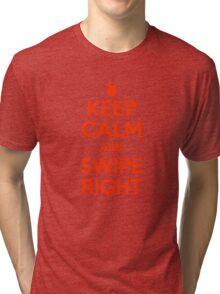 Tinder On Tri-blend T-Shirt