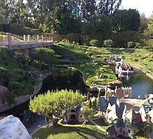 Storybook Land Canal Boats by Sara Hargis