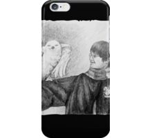 Hedwig and Harry  iPhone Case/Skin