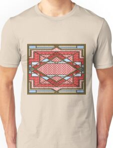 Love 4 leaf clover patchwork gifts Unisex T-Shirt