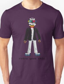 Retro Geek Chic Unisex T-Shirt