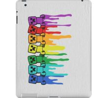 Rainbow Creep iPad Case/Skin