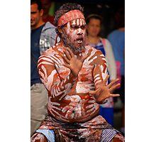 Aboriginal Dance  Photographic Print