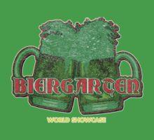BIERGARTEN! by diztee