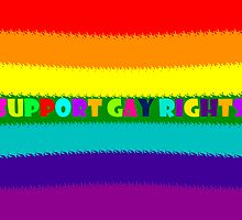 Support Gay Rights by ObscurelifeForm
