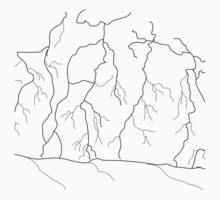 Lightning Strikes Thrice One Piece - Long Sleeve