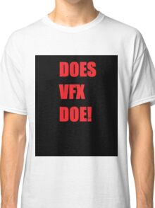 DOES VFX DOE Classic T-Shirt