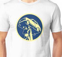 Auto Mechanic Automobile Car Repair Retro Unisex T-Shirt