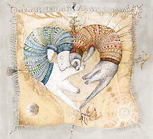 Love Sleep II by Ruta Dumalakaite
