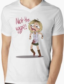 Silent Hill: Heather. Mens V-Neck T-Shirt
