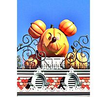 Boo to You! Photographic Print