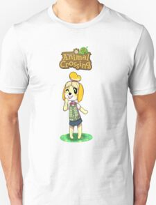 Animal Crossing: Isabelle T-Shirt