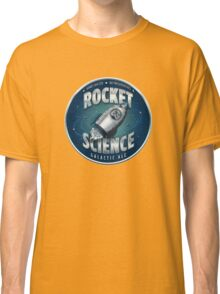Rocket Science Galactic Ale Classic T-Shirt