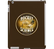 Rocket Science Californian iPad Case/Skin