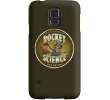 Rocket Science Mad Hatter Samsung Galaxy Case/Skin