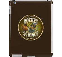 Rocket Science Mad Hatter iPad Case/Skin