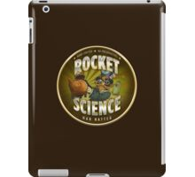 Rocket Science Mad Hatter iPad Case/Skin