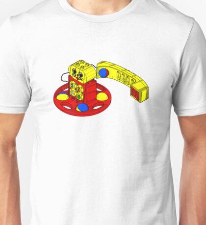 The Duplo Telephone Rattle In Original Version Unisex T-Shirt