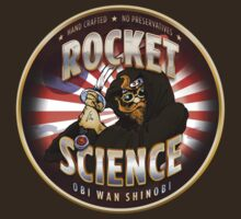 Rocket Science Obi Wan Shinobi by DennisBeerCo