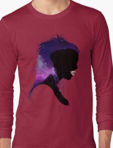 Galaxy Vi$$er. Long Sleeve T-Shirt
