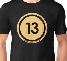 #13 - Pastor Maldonado (Lotus F1) Unisex T-Shirt