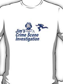 Jim's CSI T-Shirt