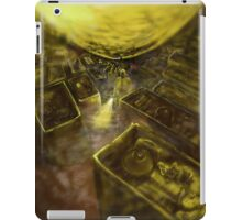 Hazmat - When will it end. iPad Case/Skin