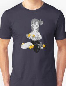 Bulma with dragon balls T-Shirt