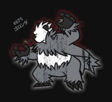 Pangoro Distressed Style by Hilly14HD