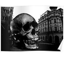 Giant Skull Poster