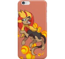 Pyroar iPhone Case/Skin
