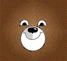 Cute Teddy Bear by Electraa