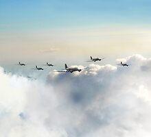 Airborne Division  by J Biggadike