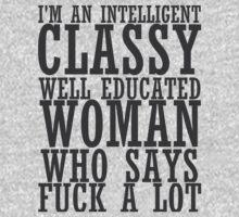 Classy woman by Kirdinn