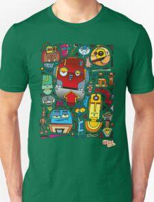 CRAZY DOODLE T-Shirt