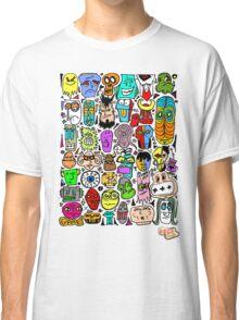CRAZY DOODLE 2 Classic T-Shirt