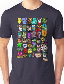 CRAZY DOODLE 2 Unisex T-Shirt