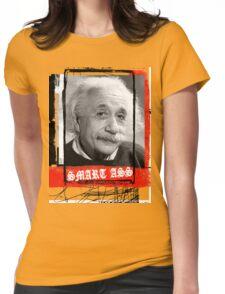 SMART ASS Womens Fitted T-Shirt